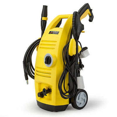 3200 PSI Electric High Pressure Cleaner Washer Gurney Water Pump Hose