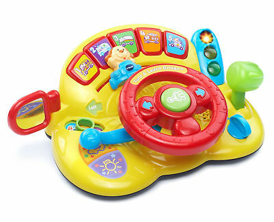 VTech Turn and Learn Driver - Kids Steering Wheel Toy -BRAND NEW with Box Damage