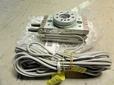 SMC Rotary Actuator Table MSQB10R MSQB10R-M9BL w/ Two Switches D-M9B New