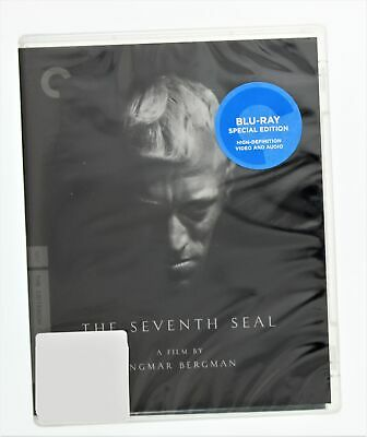The Seventh Seal (Blu-ray Disc)
