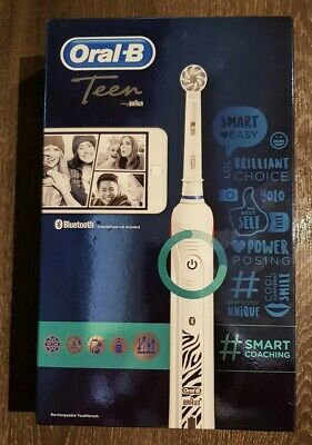 Oral-B Teen Rechargeable Toothbrush - 100% Genuine - Trusted Uk Seller 🇬🇧