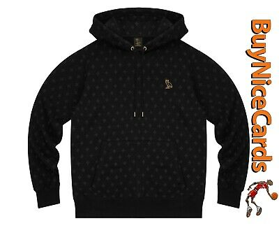 26972e05255 OVO FRANCHISE HOODIE Heather Gray Large Octobers Very Own - $175.00 ...