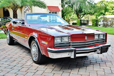 1985 Oldsmobile Toronado Brougham Convertible 1985 Oldsmobile Toronado Brougham Convertible  5L V8 Power Steering, Windows