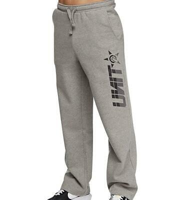 **NWT**UNIT** grey track pants - sz M mens RRP$59.99