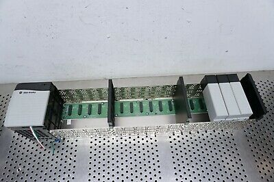 Allen Bradley 1756-A17/B 17-Slot Chassis With 1756-PA75/B Power Supply