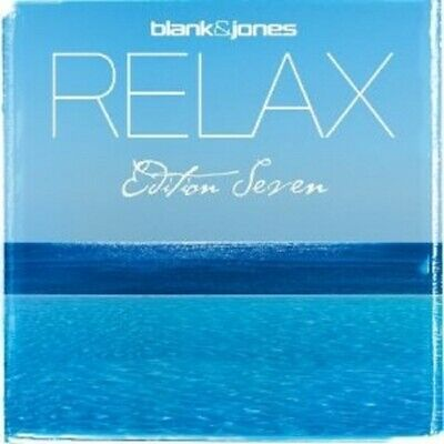 "Blank & Jones ""relax Edition 7 (Deluxe Hardcover Box)"" 2 Cd New+"