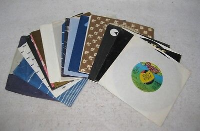Lot of 18 Vinyl Records 45 rpm Singles Arts & Crafts