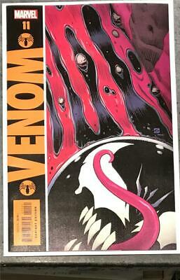 Venom #11 Gibbons Watchmen Homage - Marvel Comics 2019 - Unread NM 1st Print