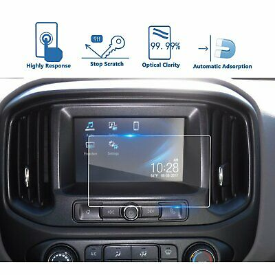 2015-2018 Chevrolet Colorado 7In Tempered Glass Car Navigation Screen Protector