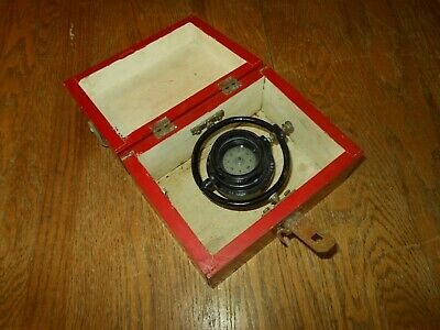 WW2 German Kriegsmarine Bootscompass - NKL30 BOAT COMPASS - BOXED - VERY NICE!