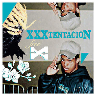 XXXTENTACION Free X Official Promo Mixtape Album 2017 New Music NYC