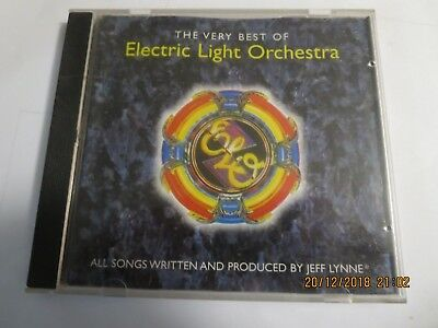 The Very Best of the Electric Light Orchestra - CD