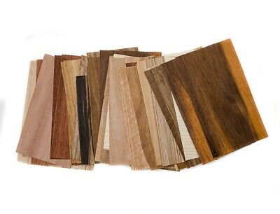 Marquetry Mix 0.3Kg Wood Veneer