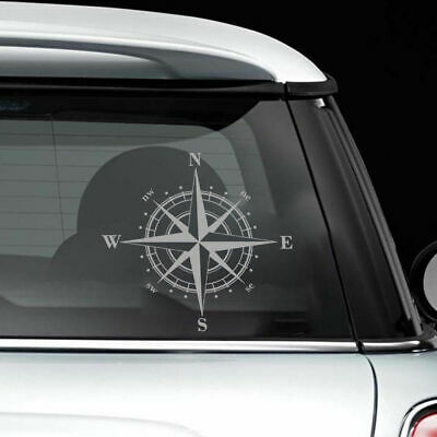 15 x 15cm New Art  Design Body Vinyl Auto Decal NSWE Compass Car Sticker Window