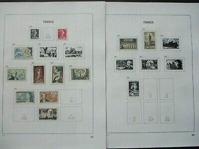ESTATE: French Collection on Pages - Must Have!! Excellent Item! (p1086)