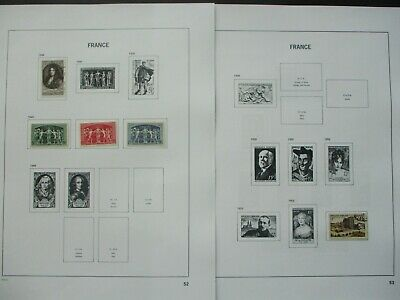 ESTATE: French Collection on Pages - Must Have!! Excellent Item! (p1088)