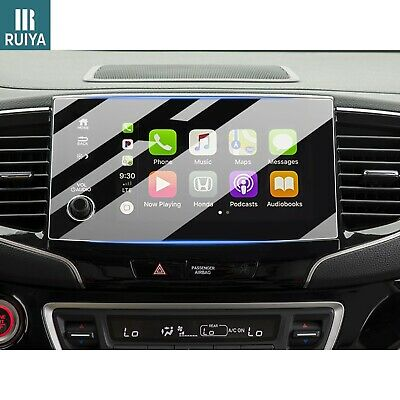 RUIYA 2019 Honda Pilot 8in Center Touch Display Tempered Glass Protective Film