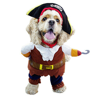 PetForu® Pet Funny Dog Clothing Party Cosplay Fancy Dress Clothes  Outfit Suit