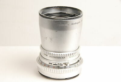 Hasselblad Distagon 50mm C lens in Chrome (20044). Graded: EXC- [#8290]