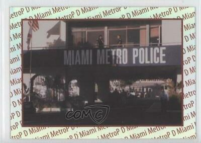 DEXTER - MIAMI Metro Police Forensics Department Clip-on Prop ID