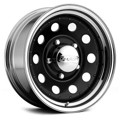 Center Line Wheels Modular Convo Pro Polished Wheel 15x12 5x5 Bc