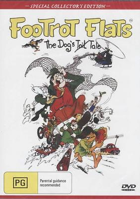 Footrot Flats The Dogs Tale  DVD   NEW AND SEALED
