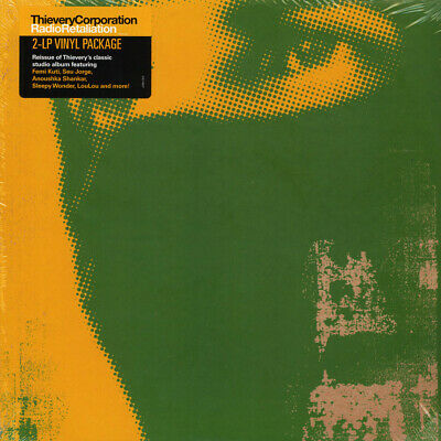 Thievery Corporation - Radio Retaliation (Vinyl 2LP - 2008 - US - Reissue)