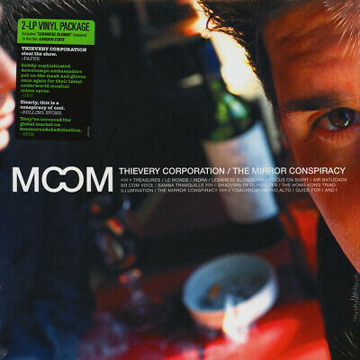 Thievery Corporation - The Mirror Conspiracy (Vinyl 2LP - 2000 - US - Reissue)