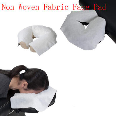 New Fashion Face Rest Overlay Mat Disposable  Face Massage Pad Spa Pillow Cover