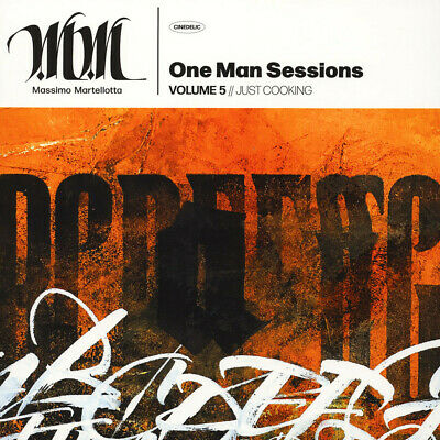 Massimo Martellotta - One Man Session Vol. 5: (Vinyl LP - 2018 - EU - Original)