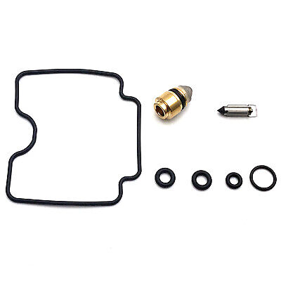 Quality Carburetor Rebuild Repair Kit 89-1992 Suzuki LT-160E 160 Quadrunner Carb