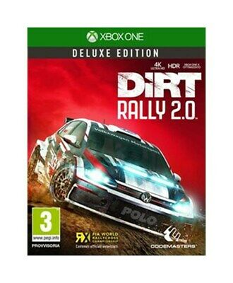 Dirt Rally 2.0 Deluxe Edition  Xbox One