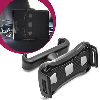 Mobilefox Tablet Back Seat Holder Universal Car Head Supports Holding Kfz Pkw