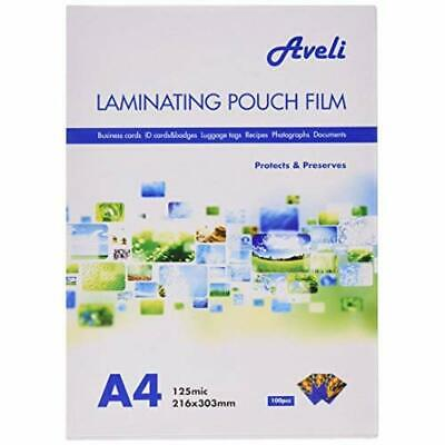 GBC Laminating Pouches Premium Quality 250 Micron for A4 - Ref 3200723 (Pack 100