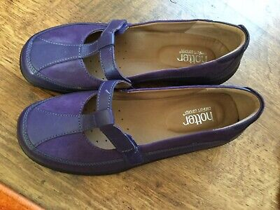 Hotter ladies shoes size 8