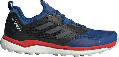 san francisco b1494 178d4 adidas Terrex Agravic XT Boost Mens Trail Running Shoes - Blue