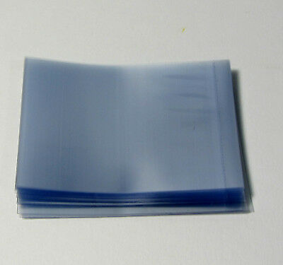 300 Tamper Evident Security Shrink Wrap Bands Perforated Heat Seals 80x55 #9555