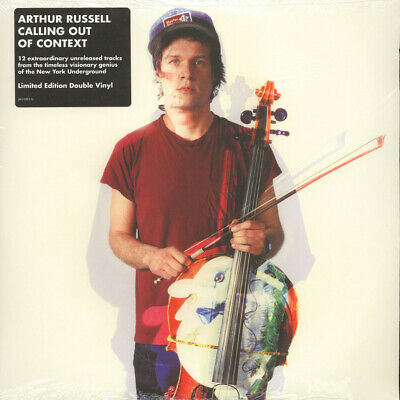 Arthur Russell - Calling Out Of Context (Vinyl 2LP - 2004 - US - Reissue)