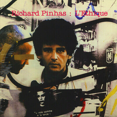 Richard Pinhas - L'ethique (Vinyl LP - 1982 - EU - Reissue)