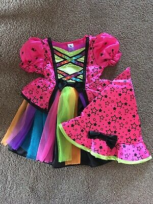 TU Baby Girls Witch Outfit 6-9 Months