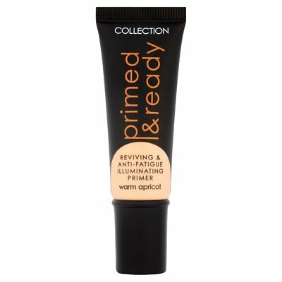 Collection Primed & Ready Illuminating Primer | Warm Apricot