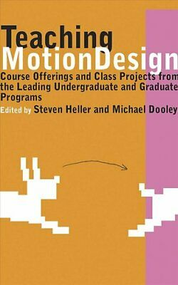 Teaching Motion Design Course Offerings and Class Projects from... 9781581155044