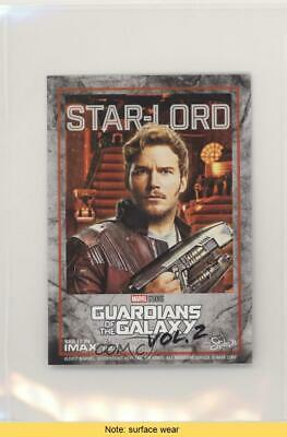 2017 Marvel AMC Guardians of the Galaxy Volume 2 Star-Lord READ Card 0ad