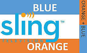 ⭐ Sling Tv Orange And Blue ⭐ Year Subscriptio |Fast Delivery|