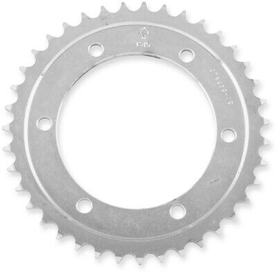 JT Sprockets Steel Sprocket; Rear, #JTR246.35, 35 Tooth/Teeth, Gray, Sold Each