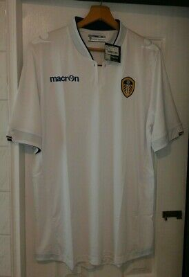 Leeds United Macron Home Shirt 2014/2015 Season. UK Size XL.  BNIB