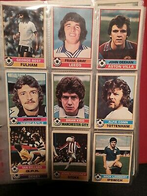 Topps-Football (Red Back 1977) Choose The Ones You Want.