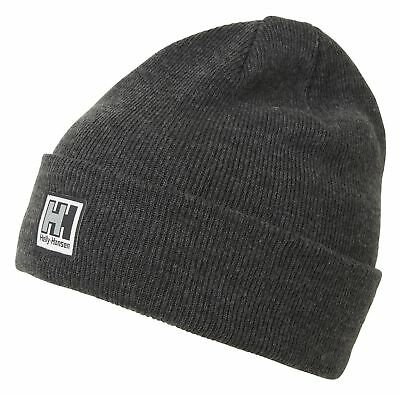 3b16b928954 HELLY HANSEN 2017 Mens Business Winter Insulated Knitted Beanie Hat ...