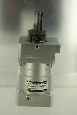 Nidec Shimpo Vbr060 005K314Bm1200 Ratio 5:1 Able Reducer