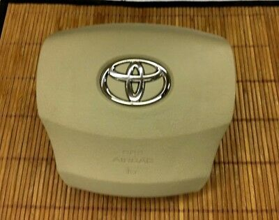2006 to 2011 Toyota Avalon Ivory Tan Steering wheel Airbag Factory OEM 06 to 11